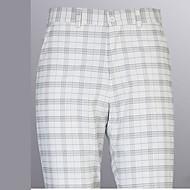 Miesten Hihaton Golf Pants Hengittävä Mukava Valkoinen Vihreä Tumma laivastonsininen Golf Vapaa-ajan urheilu