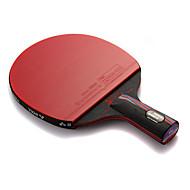 3スター Ping Pang/卓球ラケット Ping Pang ウッド ショートハンドル にきび