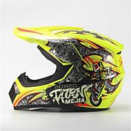 Fullface-hjelm Dampning Holdbar Motorcykel Hjelme