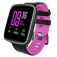 Du gv68 menns kvinne smart armbånd bluetooth smartwatch hjertefrekvens / trinn / sovevakt / alarmklokke / kalender / kalkulator /