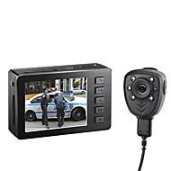 vd-5000ii502 nattesyn kropsbårne politi videooptager 1080p HD vidvinkel videokamera med DVR