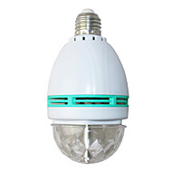 LED-Floodlights Magic LED Light Ball Party Disco Club DJ Toon Lumiere LED Crystal Light Laser Projector 3W - - - Automatische strobe