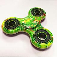 Fidget spinners Hand Spinner Speeltjes Tri-Spinner Kunststof EDCFocus Toy Stress en angst Relief Kantoor Bureau Speelgoed Relieves ADD,