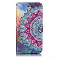 iphone 7 plus 7 mandala pattern varnishingプロセスエンボス加工puレザー素材電話ケース6s plus 6s 6 5s se 5