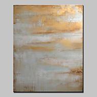 Pintados à mão Abstrato Vertical,Moderno Estilo Europeu 1 Painel Tela Pintura a Óleo For Decoração para casa