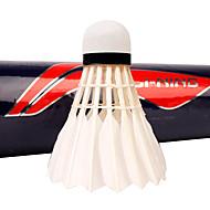 12PCS レジャースポーツ シャトル 耐久性 非変形 安定性 のために ダックフェザー
