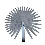 偉大な壁の精度フィーラーゲージ25個0.041.00mm 428007測定ツール