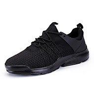 Men's Athletic Shoes Spring Summer Fall Light Soles Canvas Outdoor Athletic Walking