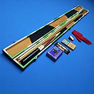 3/4 Coto articulado Três quartas-de duas peças Cue Cue Sticks & Acessórios Sinuca Piscina Bordo