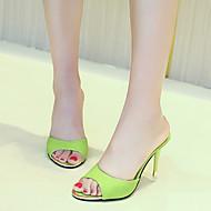 Women's Slippers & Flip-Flops Spring Summer Temperament Fashion All Match Club Shoes Comfort Dress Casual Stiletto Heel