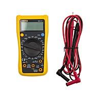 Stanley® mm-201-23c digitales Multimeter elektronisches Messgerät Wechselspannungsdetektor tragbares Ohm / Volt-Testmessgerät Multi-Tester