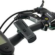 Ziqiao bærbar sykkelvogn monteringssett holder stativ for garmin gpsmap 62 62s 62st 62sc rino 650 garmin etrex 10 20 30