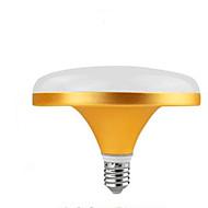 20W Lâmpada Redonda LED 48 SMD 5730 1400 lm Branco Quente Branco Frio AC220 V 1 pç