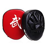 Boxhandschuhe Zielscheiben für Kampfsportarten Schlagpolster Boxen Geschwindigkeit