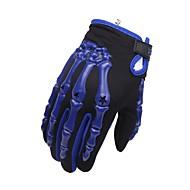 כפפות ספורט/ פעילות כל כפפות רכיבה כפפות אופניים נושם מגן על כל האצבע בד כפפות רכיבה