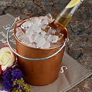 Jää-ämpärit ja viininjäähdyttimet Ruostumaton teräs,viini Lisätarvikkeet