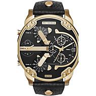 Homens CasalRelógio Esportivo Relógio Militar Relógio Elegante Relógio de Moda Relógio de Pulso Bracele Relógio Único Criativo relógio