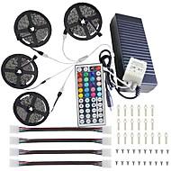 120W Light Sets 12000 lm AC 100-240 V 20 m 600 leds RGB