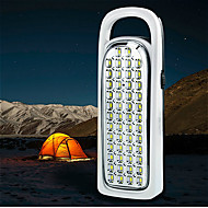 YAGE 3535 Lanterns & Tent Lights LED Lumens 2 Mode LED Other Dimmable 2400 mAh Rechargeable Battery Compact Size EmergencyCamping/Hiking 1Pcs