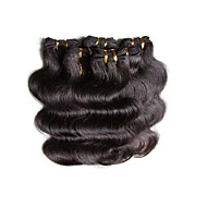 500g 10bundles brazilian hair body wave on sale 6a grade natural black color 100% virgin human hair material no shedding no tangles smooth soft wavy