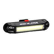 Bike Lights Rear Bike Light LED LED Cycling Outdoor Water Resistant LED light Lithium Battery USB 100 Lumens USB Blue Red Natural White