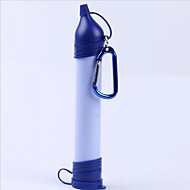 Tragbarer Wasserfilter &-reiniger Camping & Wandern Camping / Wandern / Erkundungen Reisen Überlebenskunst Notfall 1 Stück