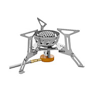 Nerez sporák Turistická kamínka Fire Starter Jednoduchý Kempink BBQ Turistika Outdoor Piknik
