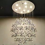Κρεμαστά Φωτιστικά ,  Παραδοσιακό/Κλασικό Ζωγραφιά Χαρακτηριστικό for LED ΜέταλλοΣαλόνι Υπνοδωμάτιο Τραπεζαρία Δωμάτειο Μελέτης/Γραφείο