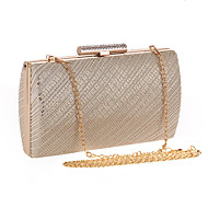 L.WEST Women's fashion dinner evening bag