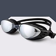 Úszás Goggles Úszás Goggles Szilícium-dioxid gél Arany Ezüst Kék Arany Ezüst Kék