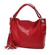 Damen Taschen Ganzjährig PU Umhängetasche mit für Normal Blau Schwarz Rote