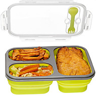 1 Kuchyně Silikon Hromadné skladování potravin