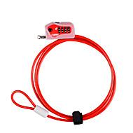 Kuasu rl645 alliage de zinc quatre mot de passe verrouillage de mot de passe numérique verrouillage de vélo verrouillage de verrouillage