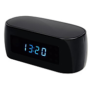 1.3 MP Night Vision Wireless WIFI Electronic Clock Camera IP Remotely Monitor P2P CCTV Cam for Home Security