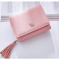Žene novac novčanik pu sve sezone kvadratna kopča lock blushing ružičasto crno plava