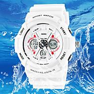 Dame Herre Sportsklokke Selskapsklokke Smartklokke Moteklokke Armbåndsur Unike kreative Watch Digital Watch Kinesisk DigitalKalender