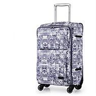 Unisex Reisetasche Polyester Ganzjährig Normal Reißverschluss Blau Himmelblau Dunkelblau Grau