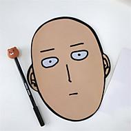 Muismat cartoon stijl boksen superman waterdicht rubber kantoor muismat 25cm * 21cm