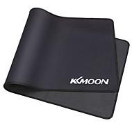 Kkmoon 600 * 300 * 3mm nagyméretű sima fekete kiterjesztett vízálló csúszásgátló gumi sebesség játék játék egér egérpad íróasztal
