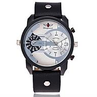 Homens Relógio Esportivo Relógio Militar Relógio de Moda Relógio de Pulso Único Criativo relógio Relógio Casual Chinês QuartzoMostrador