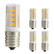 4W Ampoules Maïs LED T 52 SMD 2835 360 lm Blanc Chaud V 1 pièce