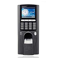 Atendimento de impressões digitais inteligentes controle de acesso uma máquina impressão digital cartão de senha controle de acesso