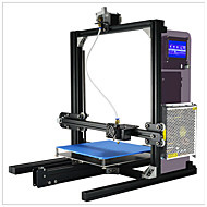 Yite 3d printer diy kit hoge precisie multifunctionele aluminium frame structuur groot bouwvolume 200x280x230mm