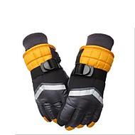 Ski-Handschuhe Sporthandschuhe warm halten Skifahren Leger Eislaufen Winterhandschuhe Winter