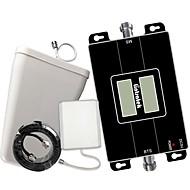 lintratek 65db lcd näyttö gsm 850 3g 1900 kaksikaistainen toistin cdma kpl matkapuhelin vahvistin umts kpl solukkoinen matkapuhelintuki