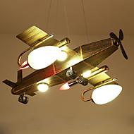 産業風の復元古代の方法droplight個性創造的なインターネットカフェバーカフェレストランブティック寝室ランプ錬鉄面