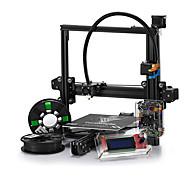 venda quente de tinta tarantula 3d impressora 200 * 200 * 200 mm prusa i3 diy kits 2017 impressora de melhor educação