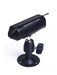Wireless Micro CCTV Camera with Rechargeable Li-battery Built-in (2.4GHZ)