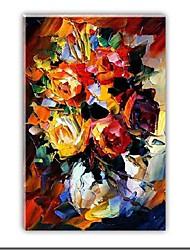 """handgefertigte Ölgemälde auf Leinwand mit gestreckten Bar - Blume 24 """"x 20"""" (szh039) versandkostenfrei"""