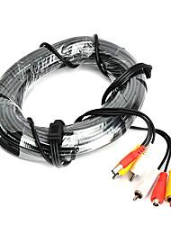 10m cable RCA a RCA (A-rca10)